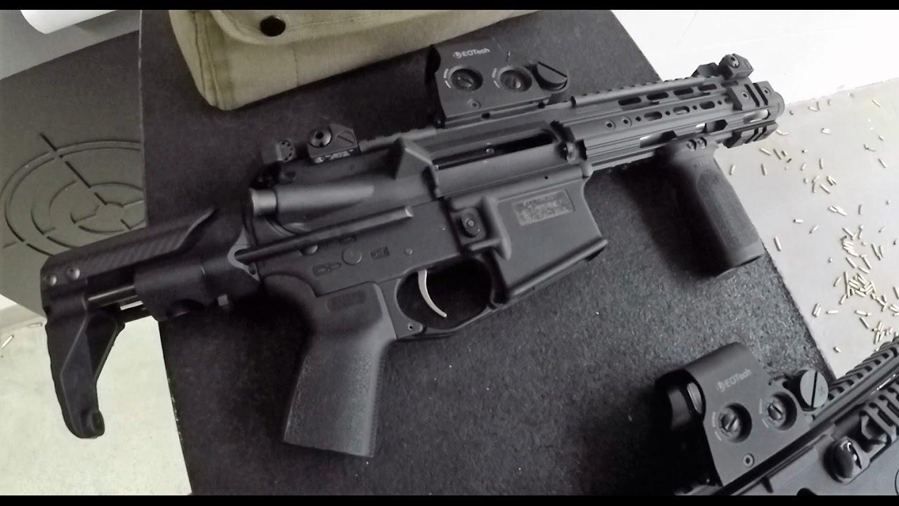 300 Blackout PDW/SBR (AR15)