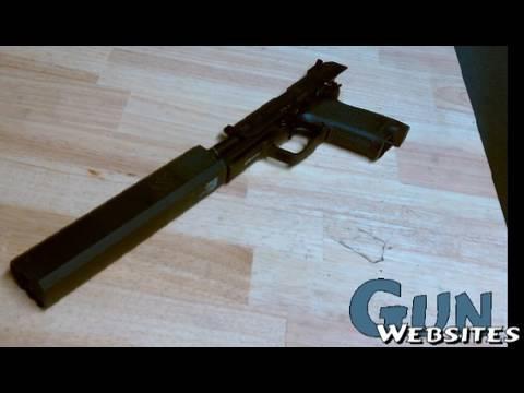 Shooting Silencerco Osprey Suppressor