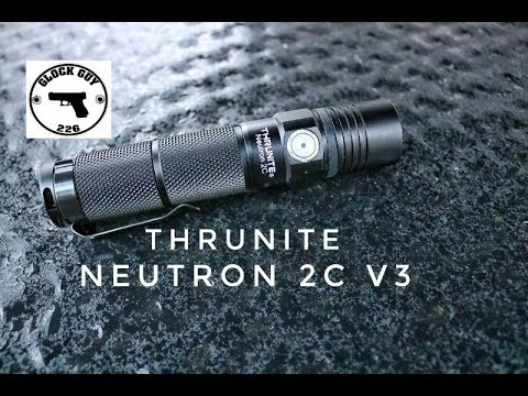 THRUNITE NEUTRON 2C V3 🔦 BEST FLASHLIGHT UNDER $50?