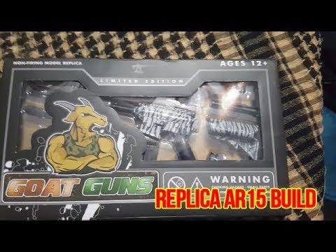 GOAT GUNS REPLICA FIREARMS