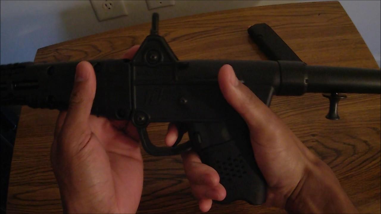 Kel Tec Sub 2000 40 Cal Glock 22 Mag