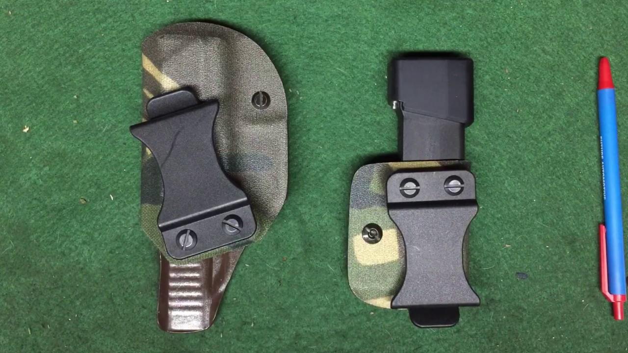 Glock 43 Ted_Cori Holsters