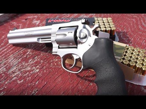 Ruger GP100 .357 Magnum Tabletop Review!
