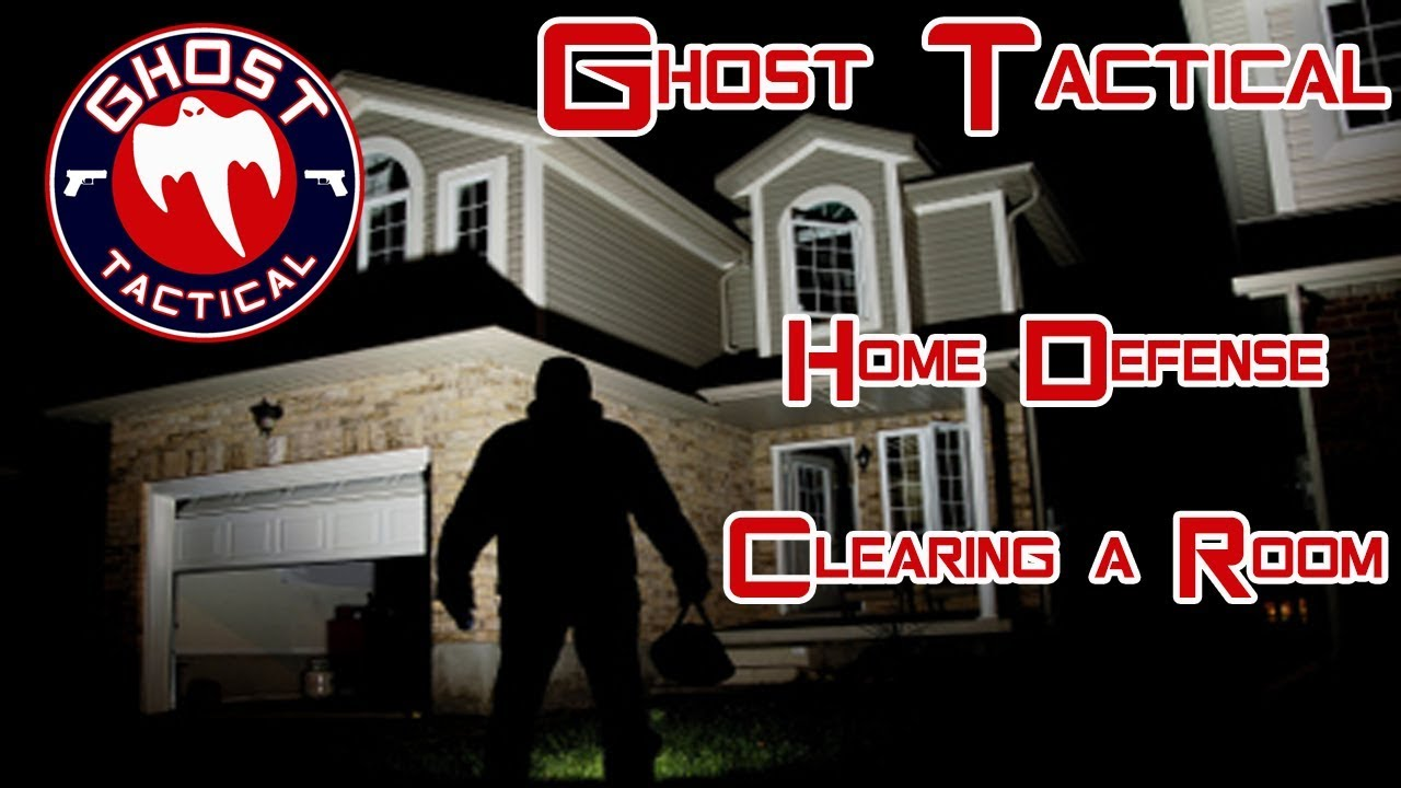 Home Defense:  How to Clear Your House During an Invasion