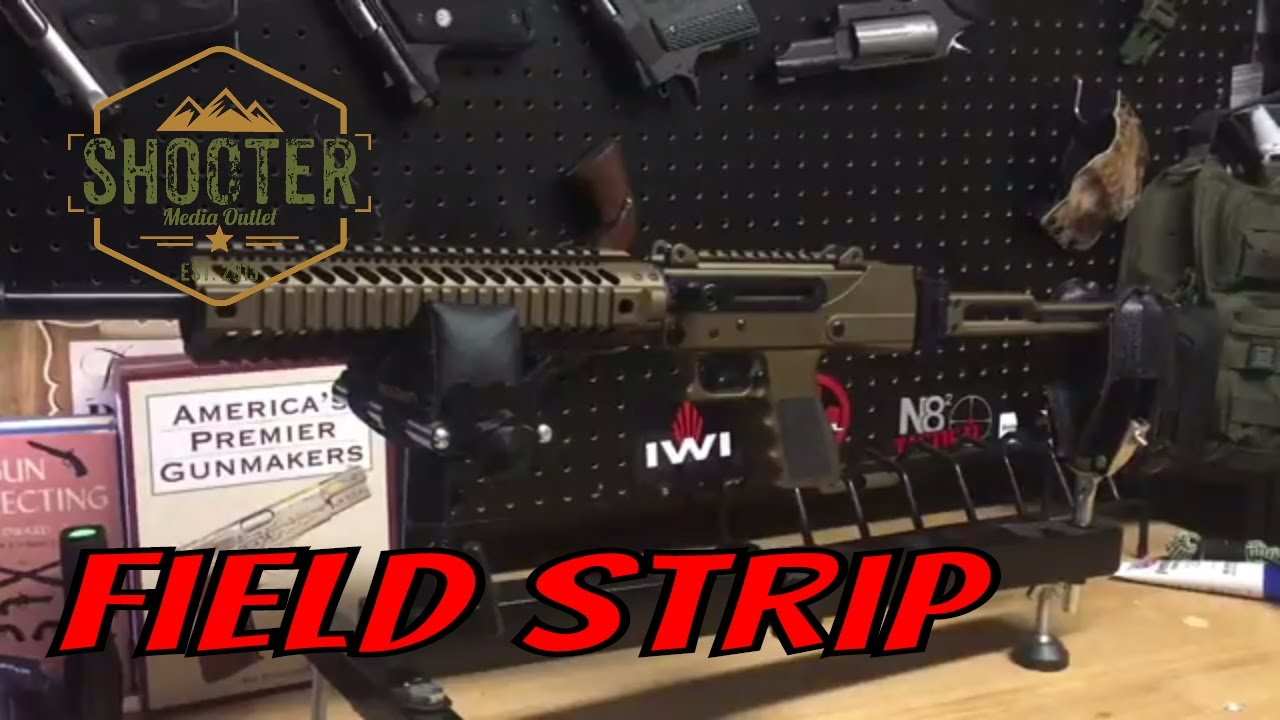 Masterpiece Arms Defender Field Strip