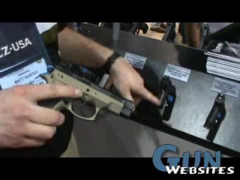 CZ-USA at SHOT Show 2010