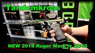 New stuff from Tandemkross Ruger Mark iv