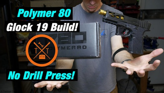 Polymer 80 Build Mystery REVEALED! Part 1 (Links in Description)
