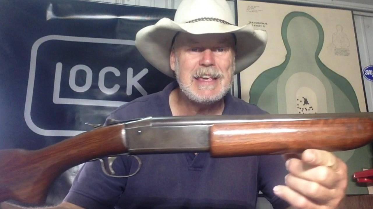Winchester 1937 .410 Shotgun 3 inch