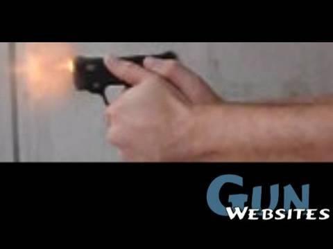 Shooting Smith & Wesson BG380 Bodyguard .380acp Pocket Pistol