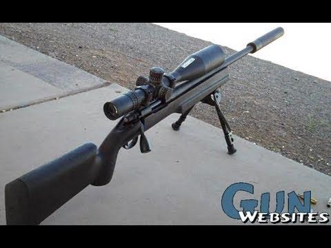 Remington 700 SPS Tactical AAC-SD