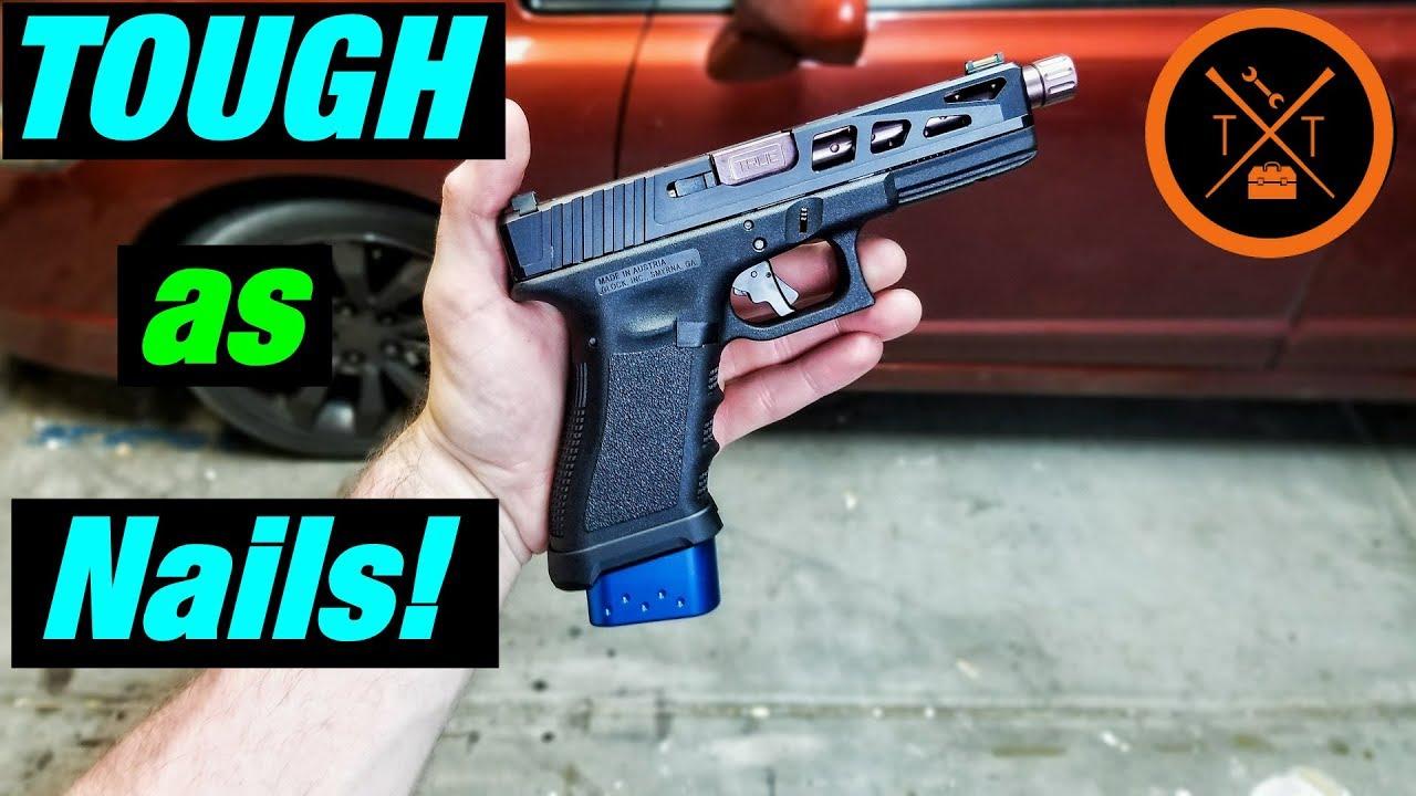 Worlds Toughest Glock Barrel?! 💥 True Precision