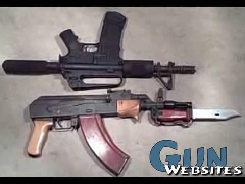AK47 Pistol vs. AR15 Pistol