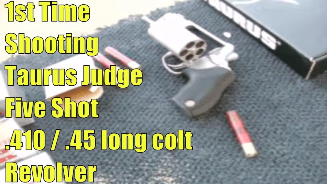 Pocket Polymer  410 Shotgun  45 colt Revolver