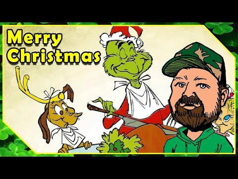 Lawn Chair Chat - How The Grinch Stole Christmas - MERRY CHRISTMAS
