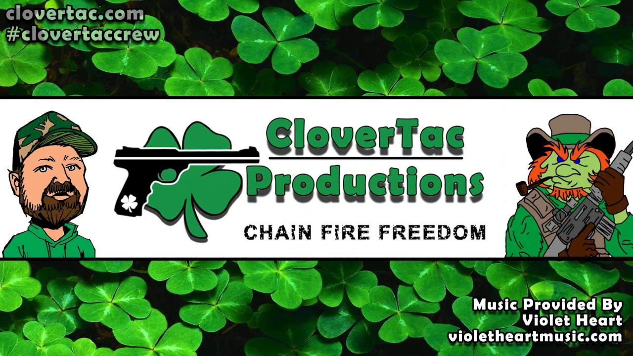 CloverTac 2018 Channel Trailer - Here's To Another Great Year!