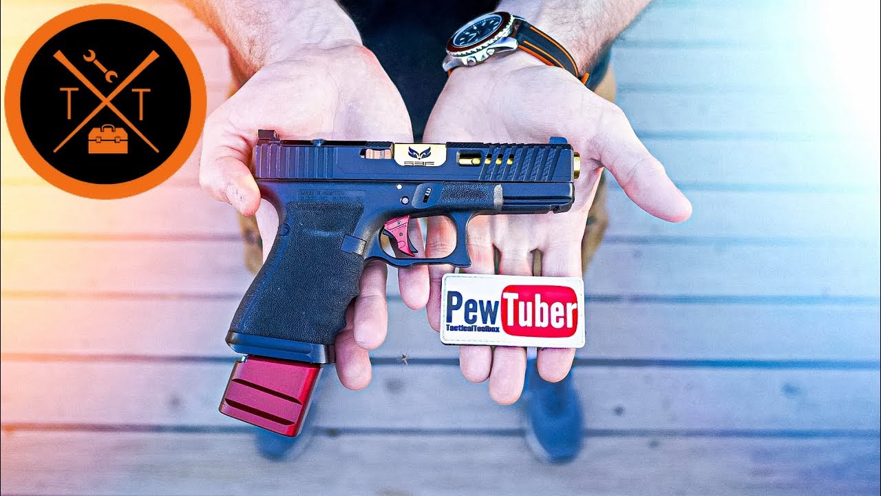 Best Glock Trigger For The Money?? // Apex Tactical vs SSVI TYR Glock Trigger