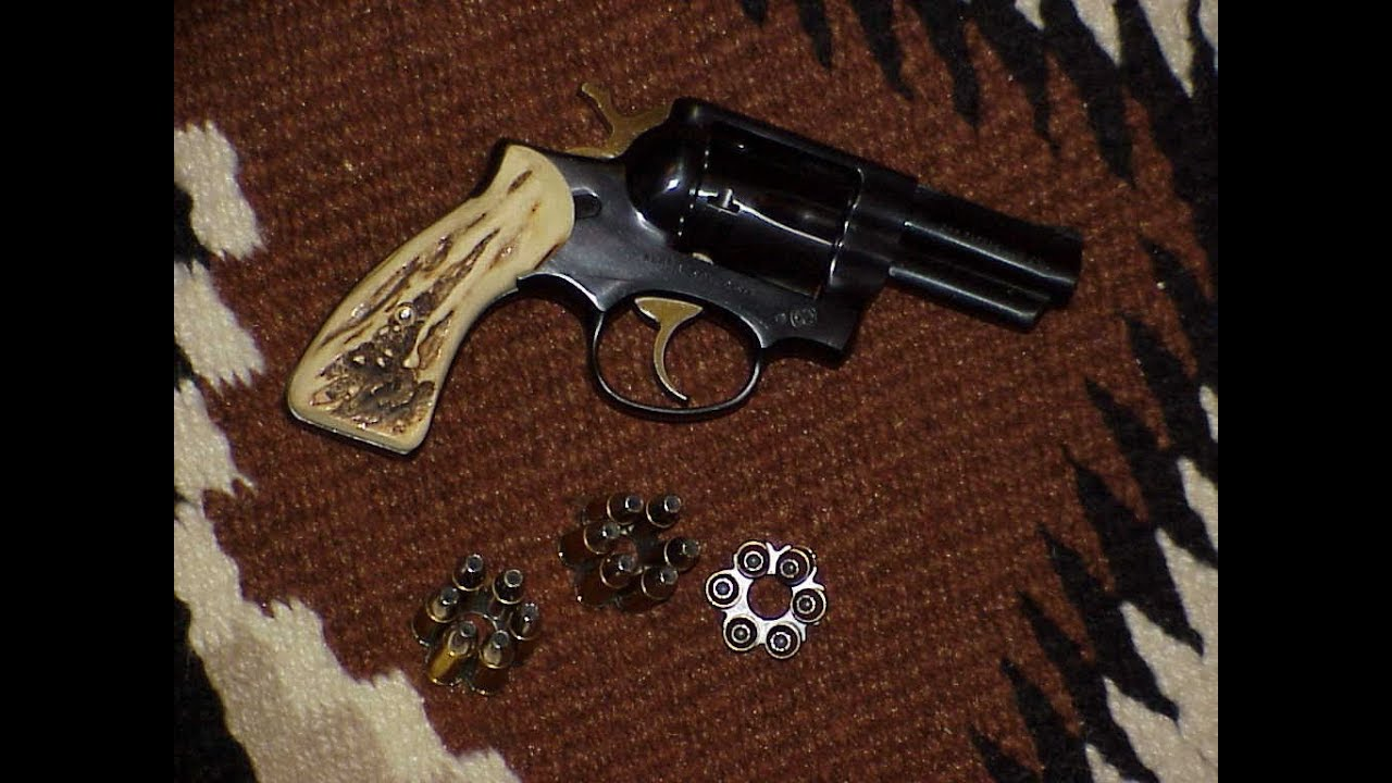 Ruger Speed Six Revolver