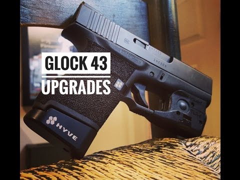 💣BEST GLOCK 43 UPGRADES💣