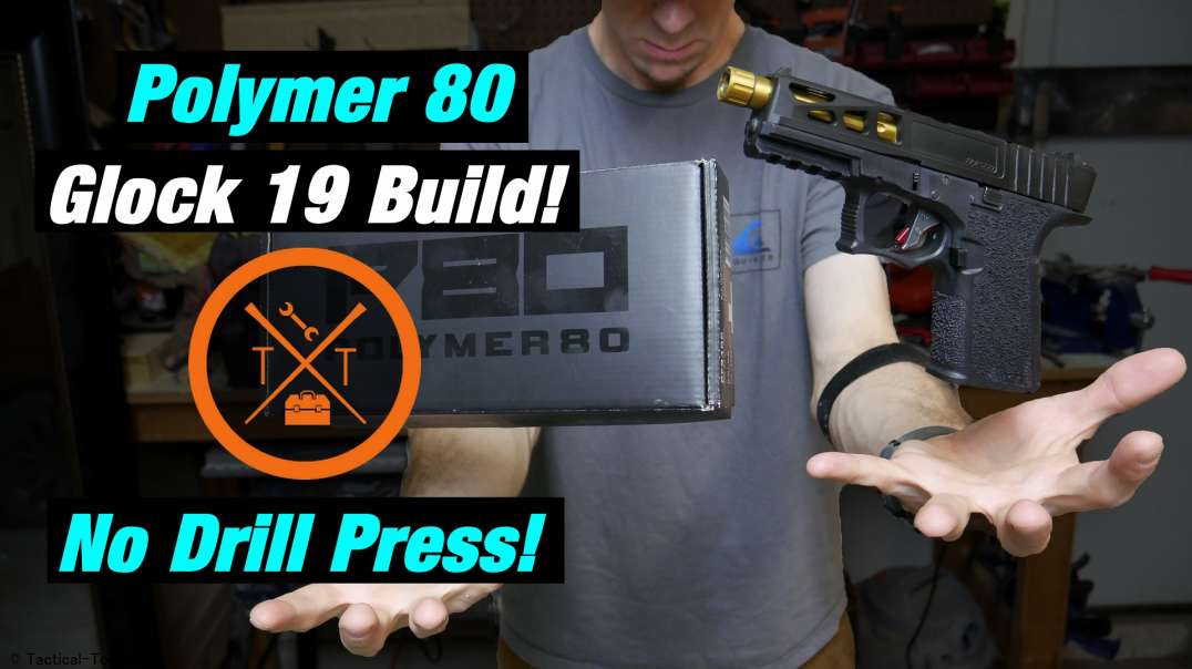 Polymer 80 Build Mystery REVEALED! Part 1