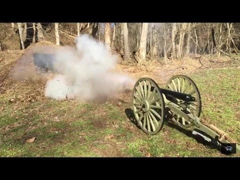 Golf Ball Cannon - 34″ Barrel Golf Ball Bore Cannon