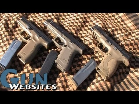 Glock vs. M&P vs. XD - Which is the best?