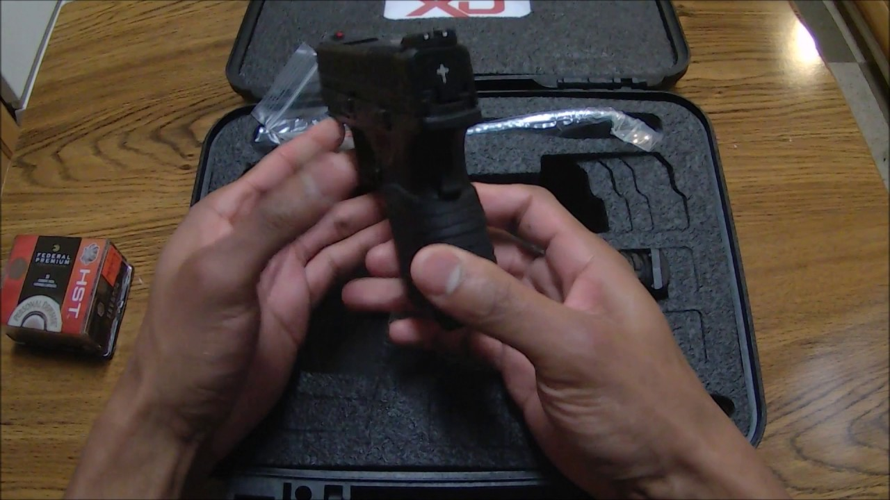 XDS 45 Review