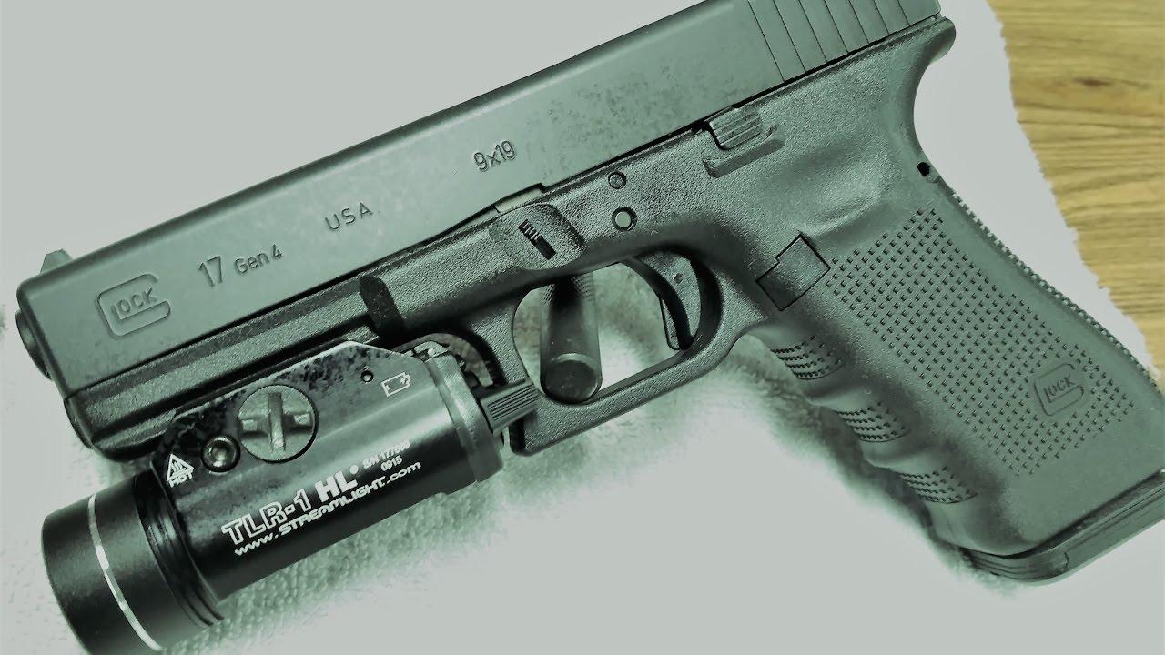 "Top 5 features that define a ""range gun"" or ""range pistol""."