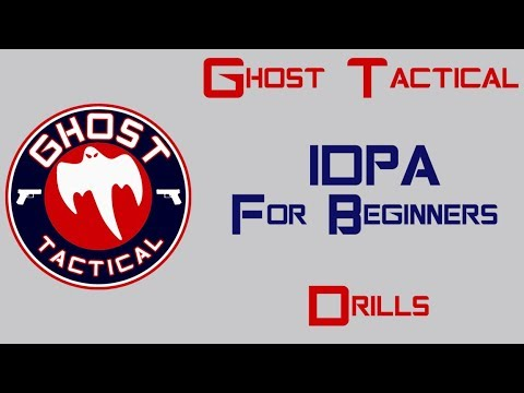 IDPA for Beginners: Episode 4 (Drills)