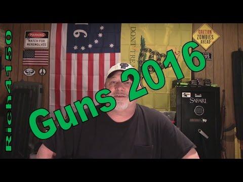 Guns Goals in 2016