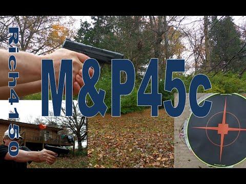 S&W M&P45c