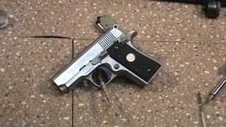 Colt Mustang Ejector problems (Common Problem and Fix.)
