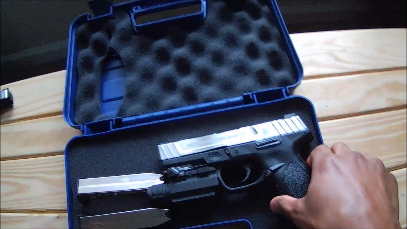 S&W SD40VE 40cal Pistol Review