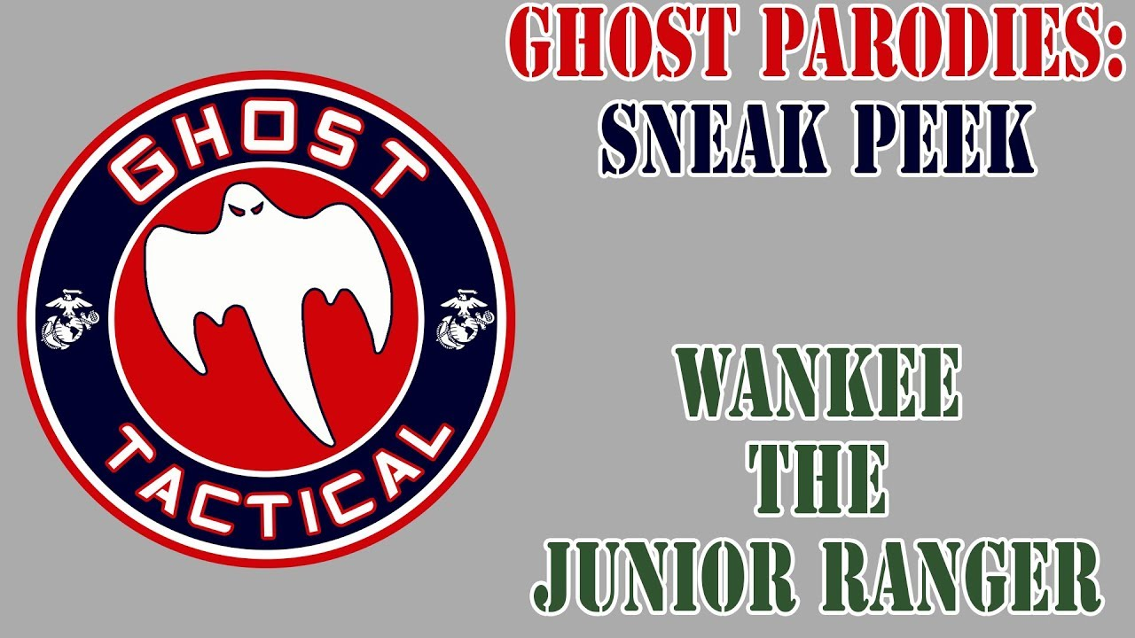 Ghost Parodies:  Episode 1 Sneak Peek:  Wankee the Junior Ranger