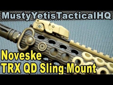 Noveske TRX QD Sling Mount :: Musty Yeti