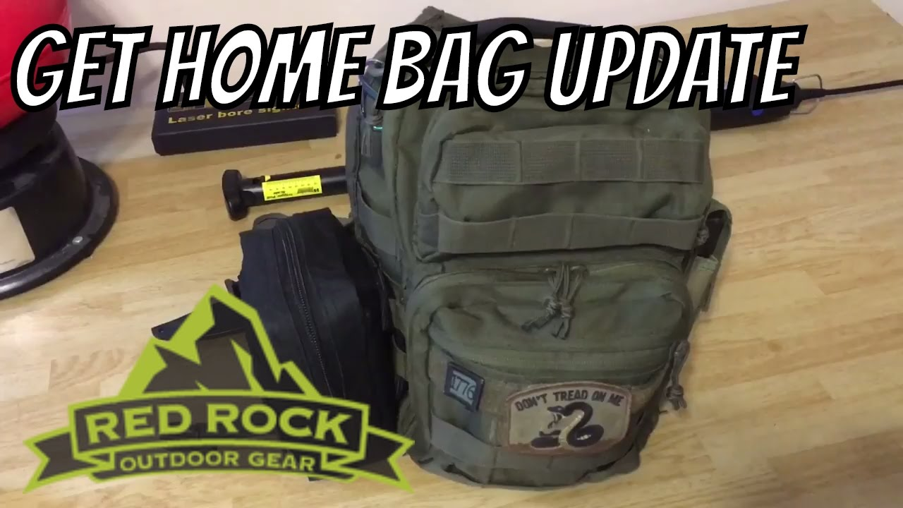 Red Rock Outdoor Gear Rover Sling Pack Get Home Bag Update