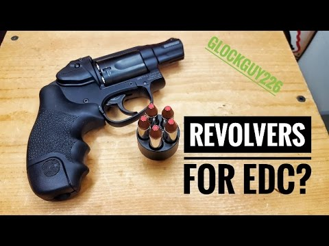 Should You Carry A Revolver?