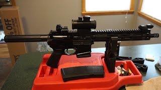 """Radical Firearms 10.5"""" AR-15 Upper PSA Magpul pistol Lower"""