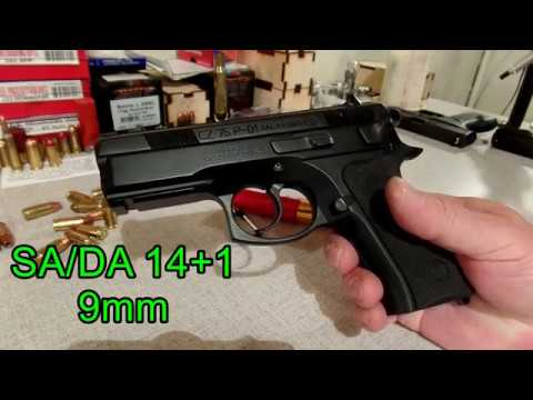 I love the CZ 75 P-01 the best