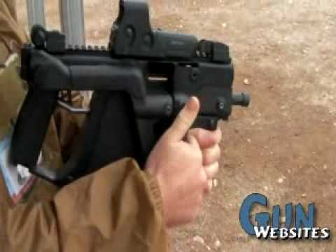 SHOT Show 2010 Media Day at the Range (preview)