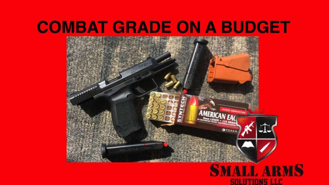 Canik TP9SF - Combat Grade on a Budget