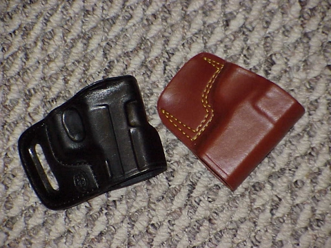 Gould & Goodrich Vs. El Paso Saddlery CCW Holster