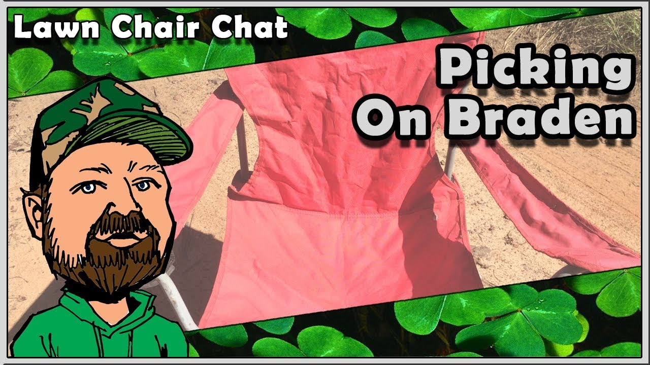 CloverTac Lawn Chair Chat - Life Of A YouTube Creator - Hank Strange Update - Gun Channel Gripes
