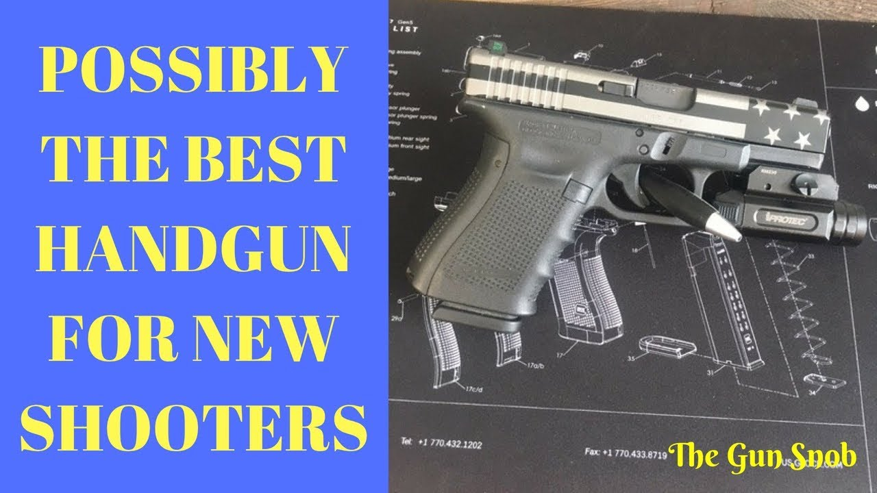 The Best All Around Handgun for Self Defense