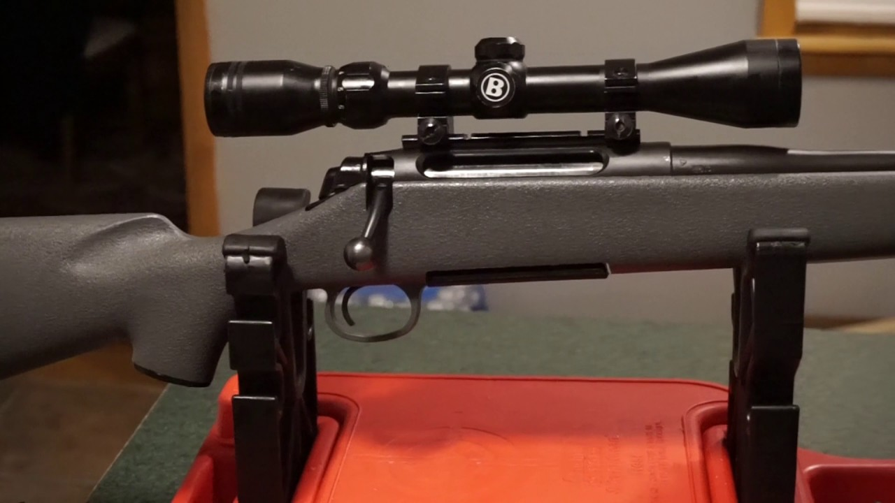 Meet the newest member of the family, the often unloved Remington 710