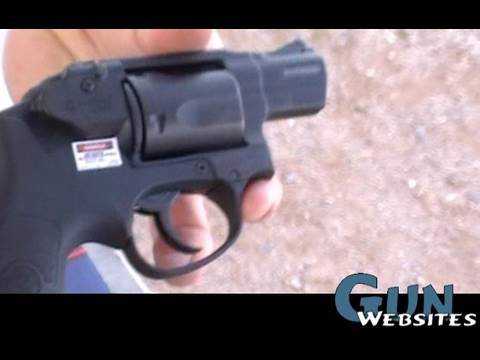 Shooting S&W Bodyguard vs. Ruger LCR Polymer Revolvers