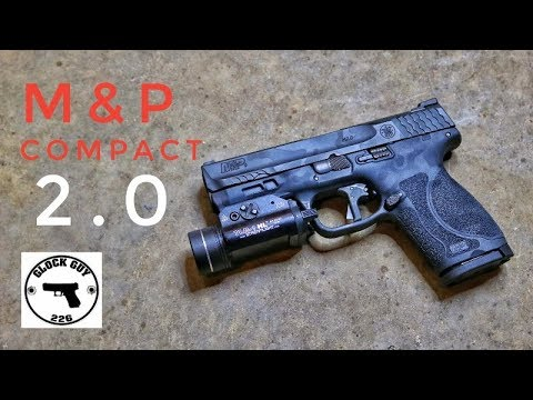 M&P 2.0 Compact First 100 Rounds! Not What I Expected?