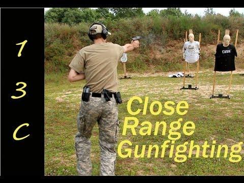 Close Range Gunfighting Class, Suarez Intl w/ Michael Swisher