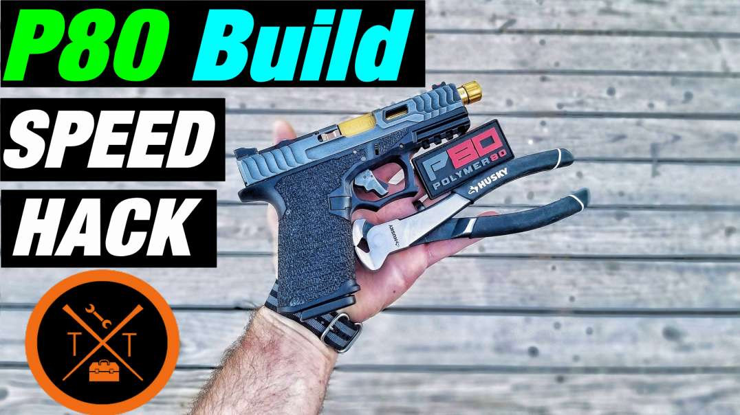 Fastest Polymer 80 Build! Speed HACK!