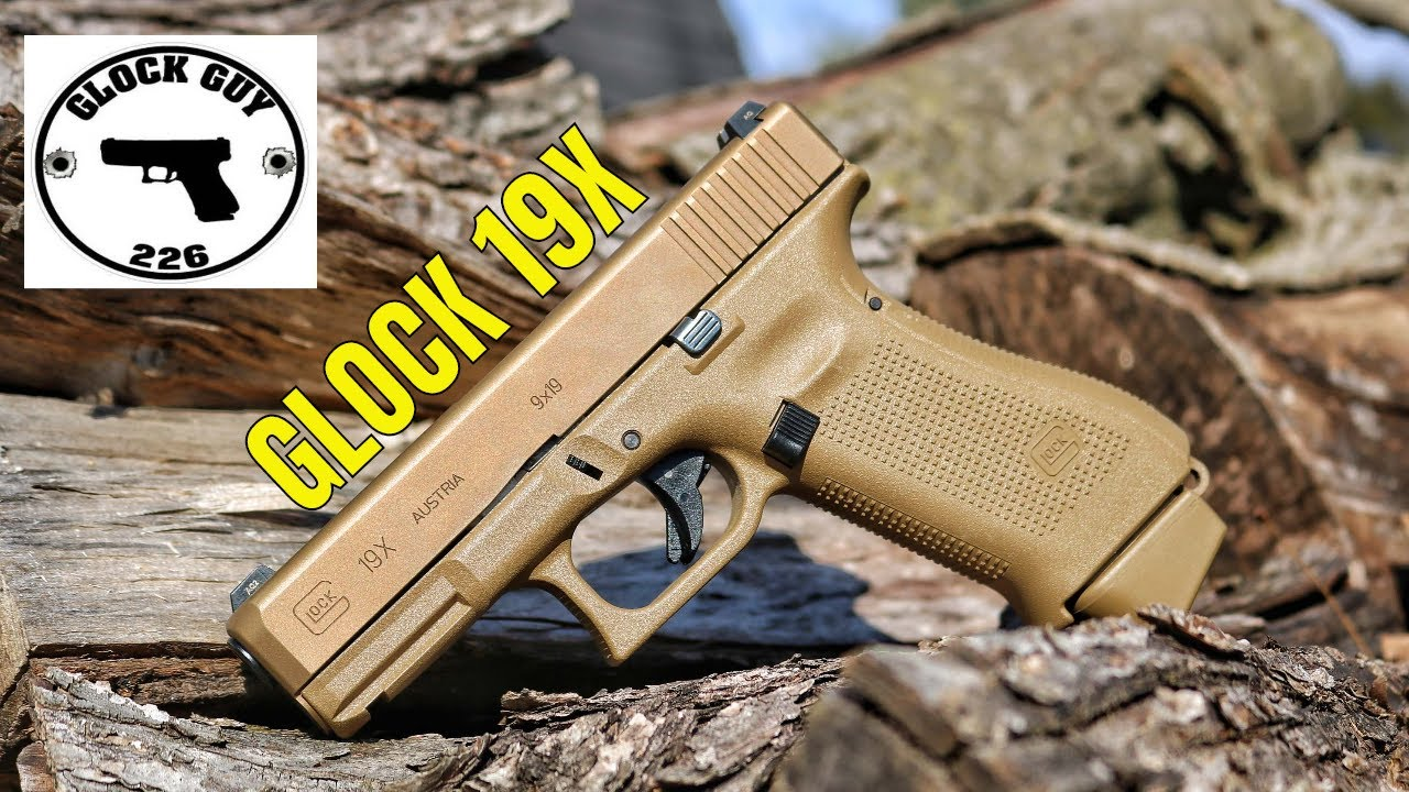 WHY I BOUGHT THE GLOCK 19X!